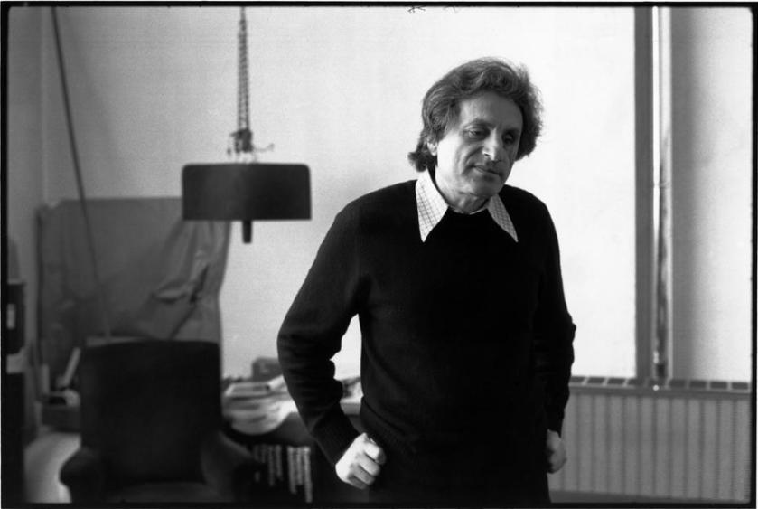 Henri Cartier-Bresson 1975