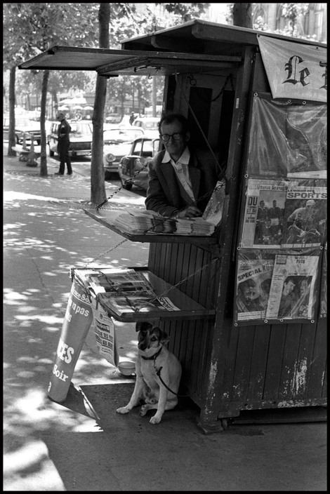 FRANCE. Paris. 1967.