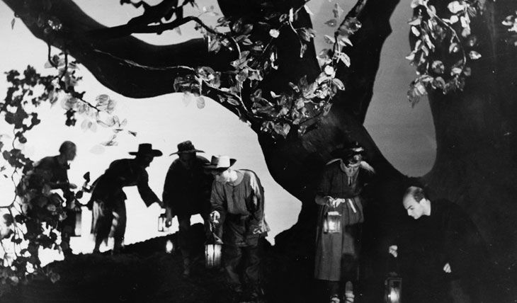 Max Reinhardt 1938 Midsummer night dream