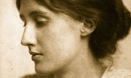 H Virginia Woolf.
