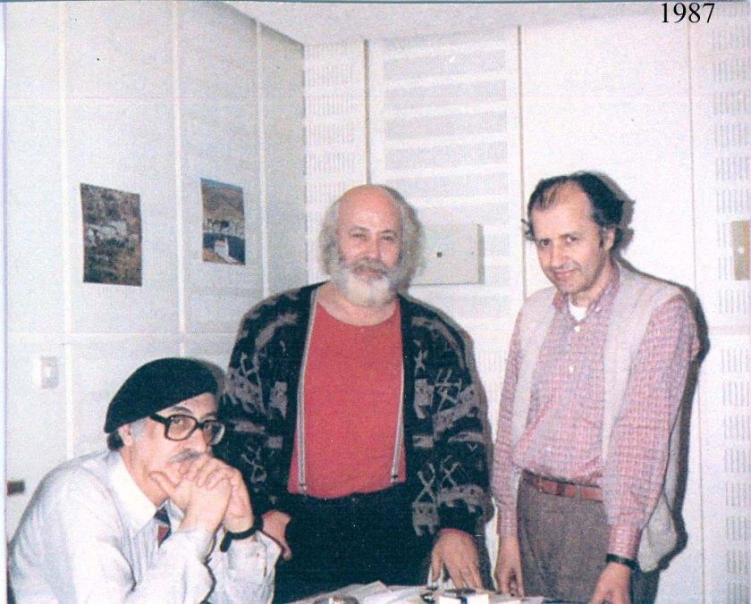 Αναγνωστακης Χουλιαράς Ζεβελάκης 1987