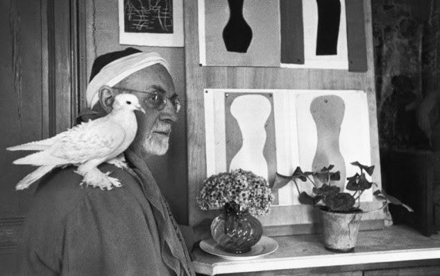 Henri-Matisse-by-Cartier-Bresson