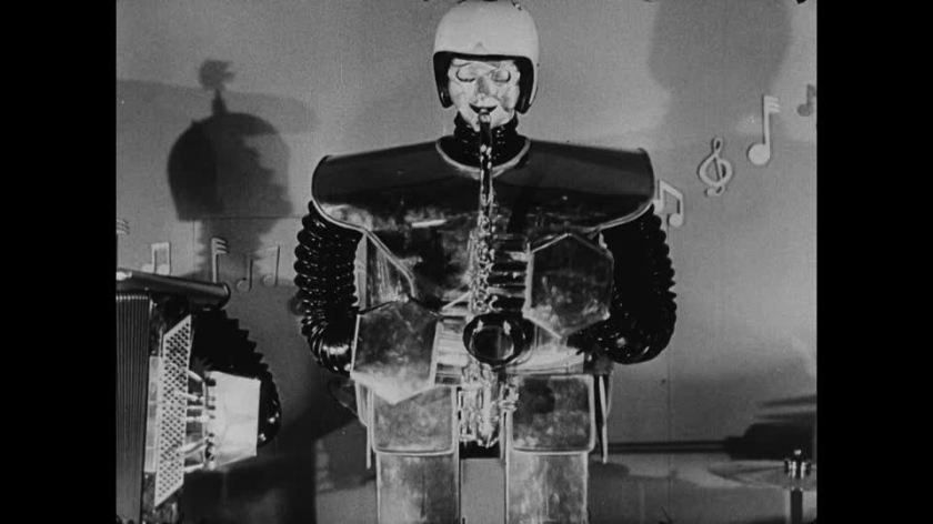 208917748-eccentric-futuristic-robot-invention