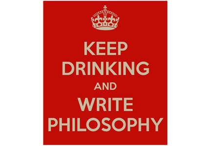 Αλκοόλ και Φιλοσοφία