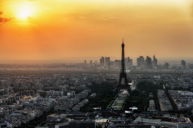 Paris-skyline