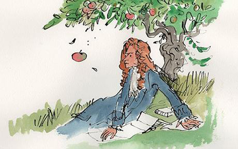 Newton + apple.JPG