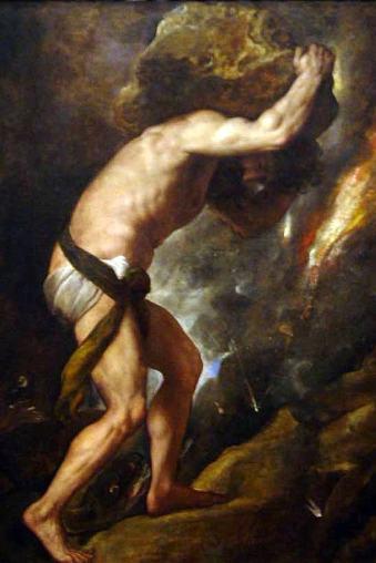 Titian-Sisyphus