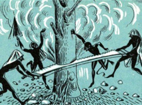 το δέντρο της γης