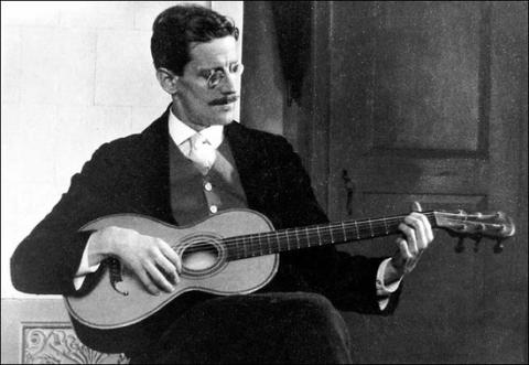 Joyce-and-guitar