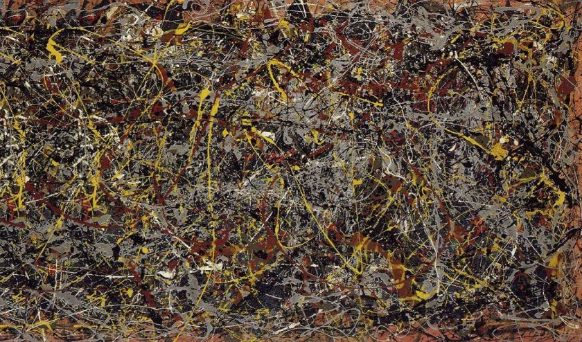 Pollock number 5, 1948