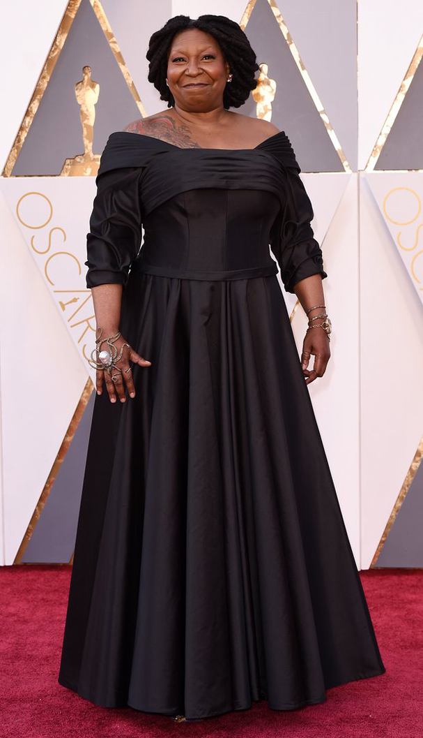 Γούπι Γκόλντμπεργκ #OscarsSoWhite