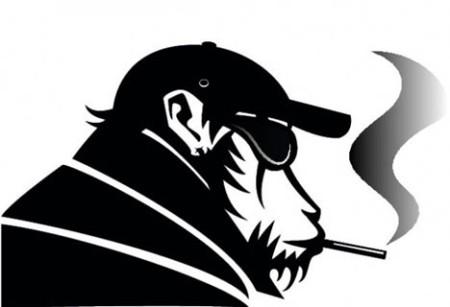 smoking-monkey-side_91-10491