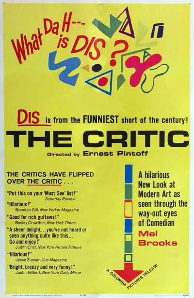 The_Critic_By_Mel_Brooks1