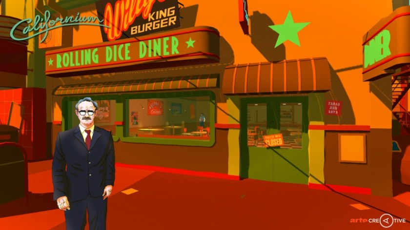 VIDEOGAME PHILIP DICK