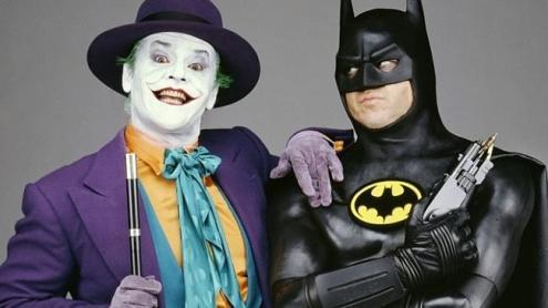Batman Jack Nicholson joker