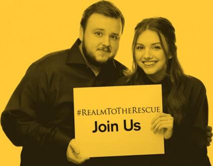 #RealmToTheRescue