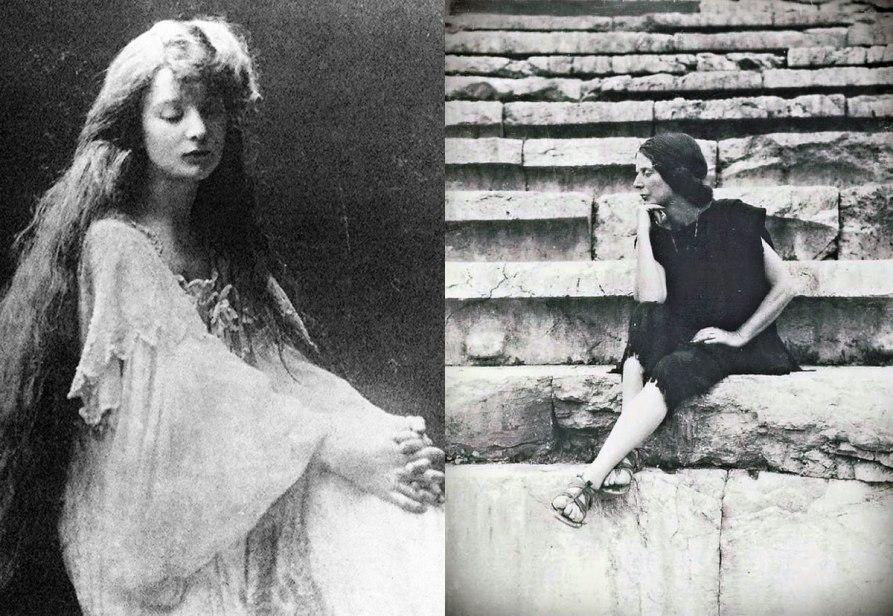 Η Eva Palmer-Σικελιανού