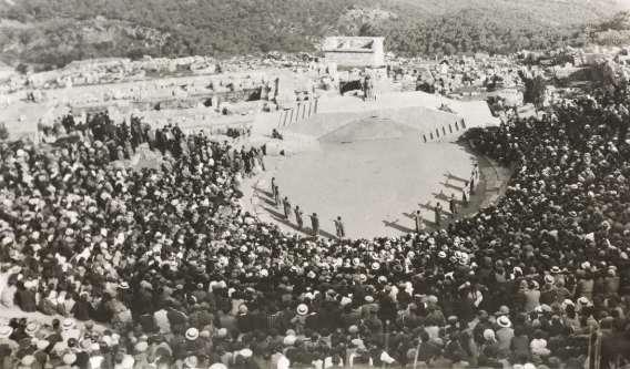 Δελφικές Εορτές, 1930