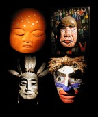 Indian-masks