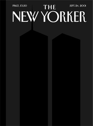 N.Yorker Cover 24.9.2001