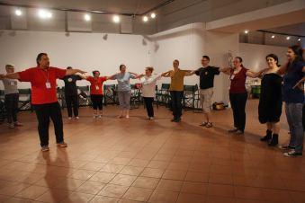 Μαθήματα χορού με τον karjim - Tradicional greek dances with karjim