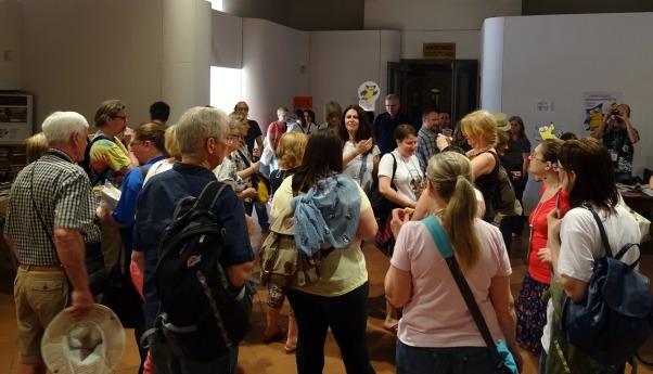 Έτοιμοι για βόλτα στην πόλη - Another guided tour in Athens