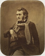 Ο Gustave Doré την εποχή περίπου που εικονογράφησε τον Δον Κιχώτη