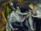 Pietà El Greco 1592