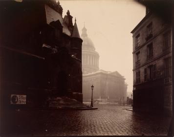 Eugène_Atget,_The_Panthéon_-_Getty_Museum