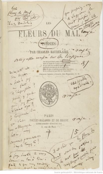 First edition with author s notes