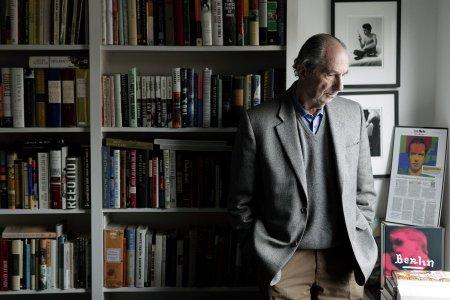 American Novelist Philip Roth