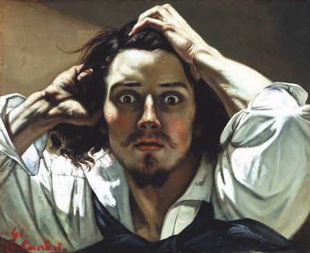 Self-portrait The Desperate Man c. 1843–45