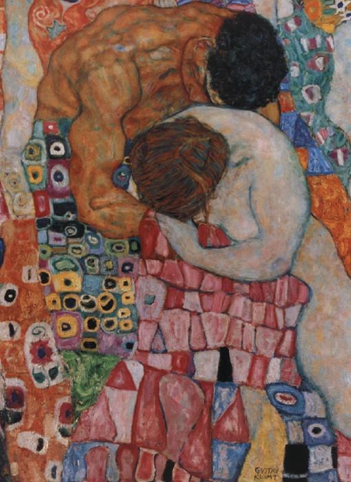 Klimt_death-and-life