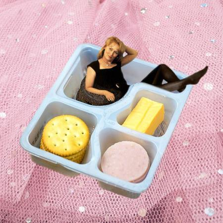 Meryl to lunchables