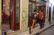 Γιώργος Τσακνιάς, Κώστας Γασπαρινάτος | Photo: Δημήτρης Χωριανόπουλος / www.chiaroscuro.gr