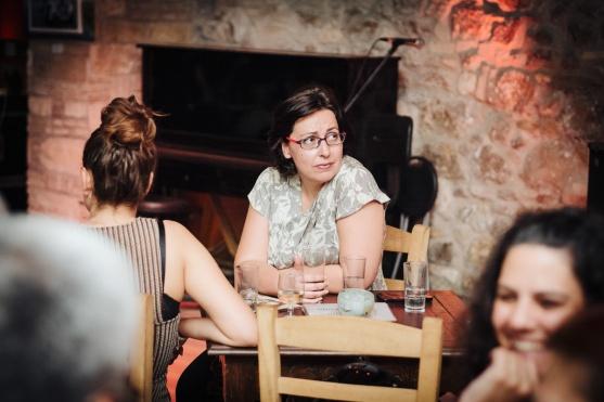 Κατερίνα Μάλλιου | Photo: Δημήτρης Χωριανόπουλος / www.chiaroscuro.gr