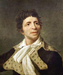 Ο Marat, ζωγραφισμένος από τον Joseph Boze (1745—1826), το 1793, Μουσείο Carnavalet, Παρίσι.--- Image by © Gianni Dagli Orti/CORBIS