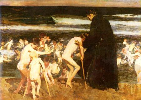 Τriste herencia 1899. Θλιβερή κληρονομιά