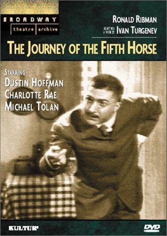 DVD από το «Amazon», με τον Hoffman σε πρωταγωνιστικό ρόλο, σε παράσταση του 1966.