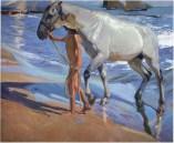el bano del caballo. Το μπάνιο του αλόγου