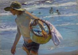el pescador. Ο ψαράς