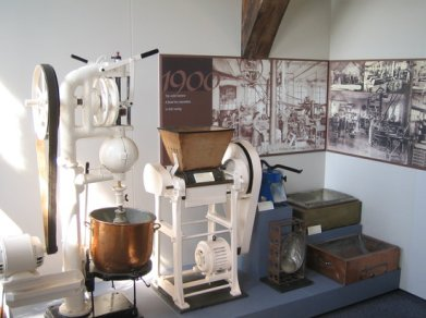 display-in-museum
