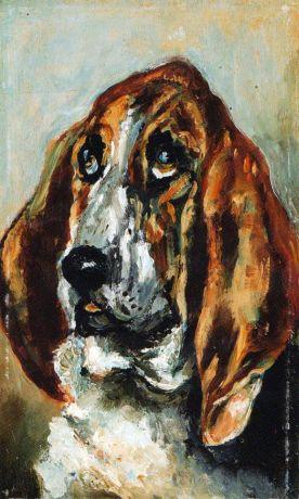 h4-henri-de-toulouse-lautrec-1864-1901head-of-bloodhound-1880