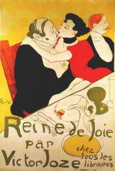 lautrec_reine_de_joie_poster_1892