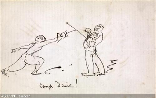 princeteau-rene-pierre-1843-44-les-bretteurs-coup-droit-2376891-500-500-2376891