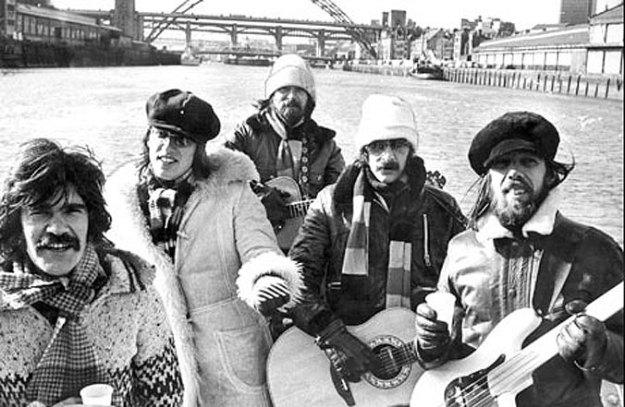 lindisfarne-seventies