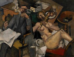 married-life-roger-de-la-fresnaye