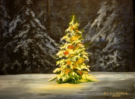 the-little-christmas-tree-richard-klingbeil