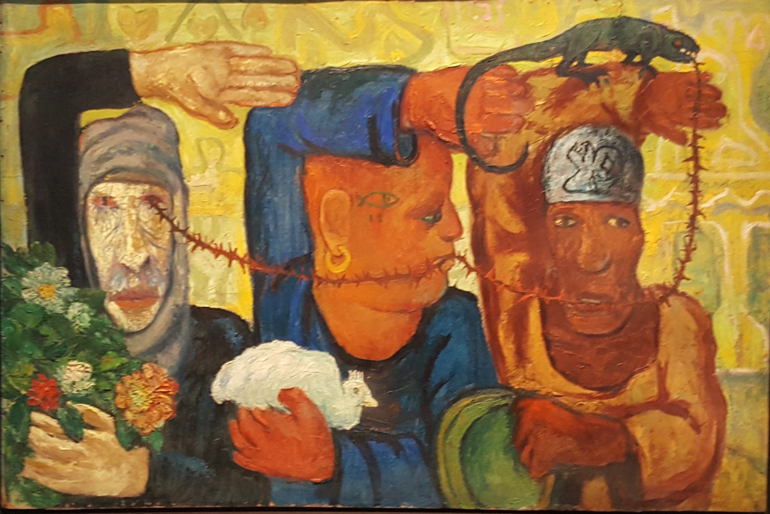 abdel-hadi-el-gazzar-mahassib-al-sayyida-1950dimartblogΚέντρο Πομπιντούegyptian_surrealism_banner2-jpg-webrend-1920-350van-leo7_groupe-art-et-liberteΑπό αριστερά προς τα δεξιά: Georges  Henein, Fuad Kamel, Ikbal El Alailly,  και Ramses Younan.img_2576Το λογότυπο του περιοδικού Al-Tatawwur, 1940Από τον κατάλογο της πρώτης έκθεσης της ομάδας, το 1940. Κείμενο του Henein, σχέδια του Fuad Kamel.Από τον κατάλογο της πρώτης έκθεσης της ομάδας, το 1940. Κείμενο του Henein, σχέδια του Fuad Kamel.Αφίσα της έκθεσης της ομάδας Contemporary Art Group,  1948 (Collection Leila Effat).7_la-seance-97_la-seance-87_artliberte-1Hassan El-Telmisani, Άτιτλο (recto-verso), ca. 1940Mayo, Coups de bâtons, 1937. (Image: © Annunciata Galleria, Milan)Mayo: Portrait, 1937, λάδι σε καμβά. Ευρωπαϊκό Πολιτιστικό Κέντρο Δελφών.Abdel Hadi El-Gazzar, Mahassib al-Sayyida, 1950Samir Rafi, Nu, 1945Ramses Younan, Untitled (1939) (Image: courtesy H. E. Sh. Hassan M. A. Al Thani collection, Doha)Rateb Seddik,Sans titre, 1940. Courtesy of Musee Rateb Seddik Le Caire.Ramses Younan, La Famille, 1938Fouad Kamel Moves of Lust, 1939Injy Efflatoun, Το κορίτσι και το Τέρας, 1941.Abdel Hadi el-Gazzar, Λαϊκή χορωδία, 1949 (Collection Naguib Sawiris).83surrealism-in-egypt978178453651097897742440569789774248597art-et-liberte-3-tt-width-653-height-368-lazyload-0-fill-0-crop-0-bgcolor-ffffffΤο dim/art στο facebookΤο dim/art στο twitterinstagram-logoimg_logo_bluebg_2x