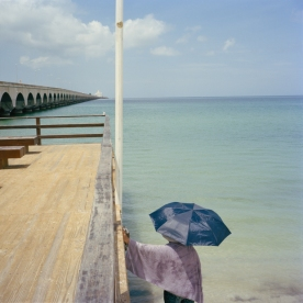 MEXICO. Progreso. 2016. Port of Progreso, where Koreans first arrived in the Yucatan peninsula. Their final stop was Merida, where they were sold off to the highest bidders as slaves.